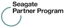 Astra IT seagate partnet program logo